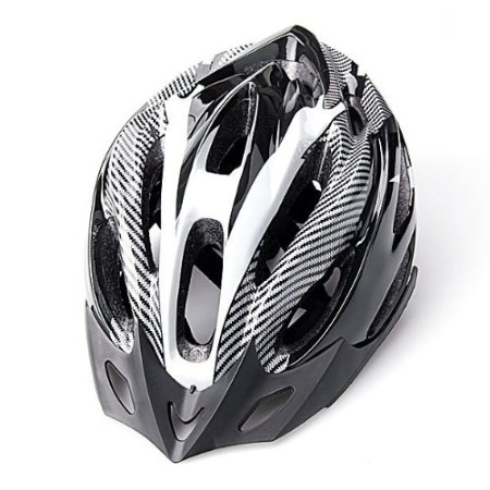 Black 99 Parts Bicycle Helmets
