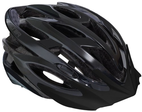 Black Avenir Bicycle Helmets