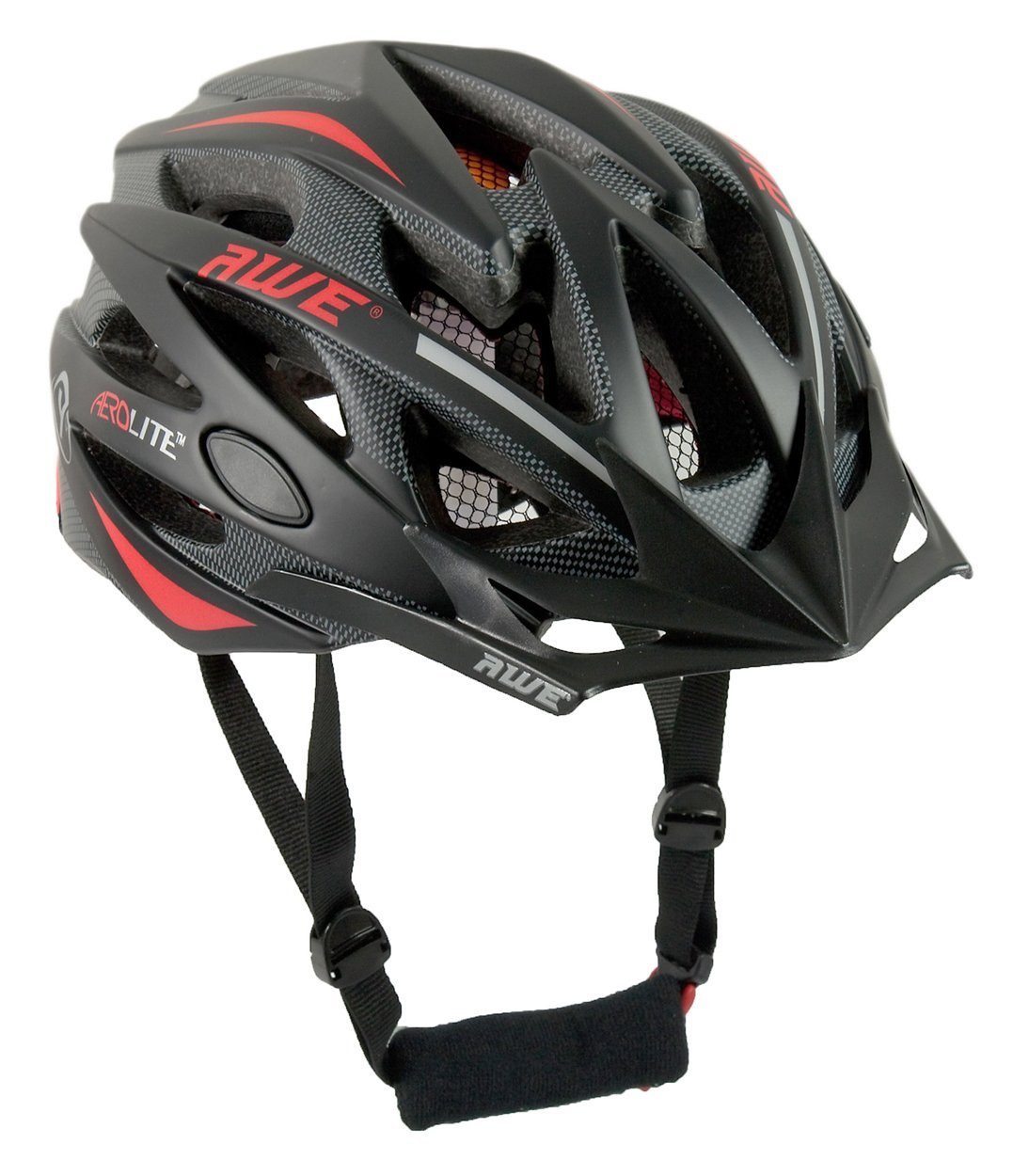 Black AWE Bicycle Helmets