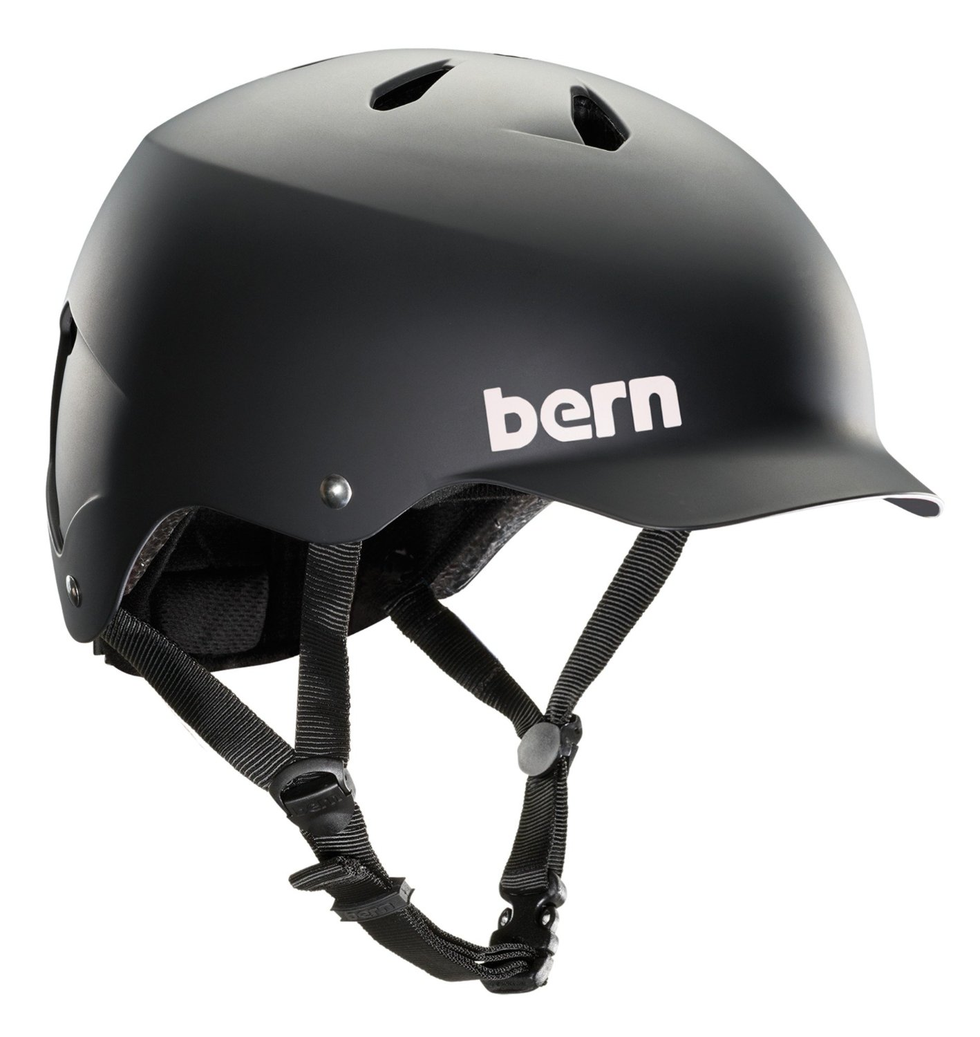 Black Bern Bicycle Helmets