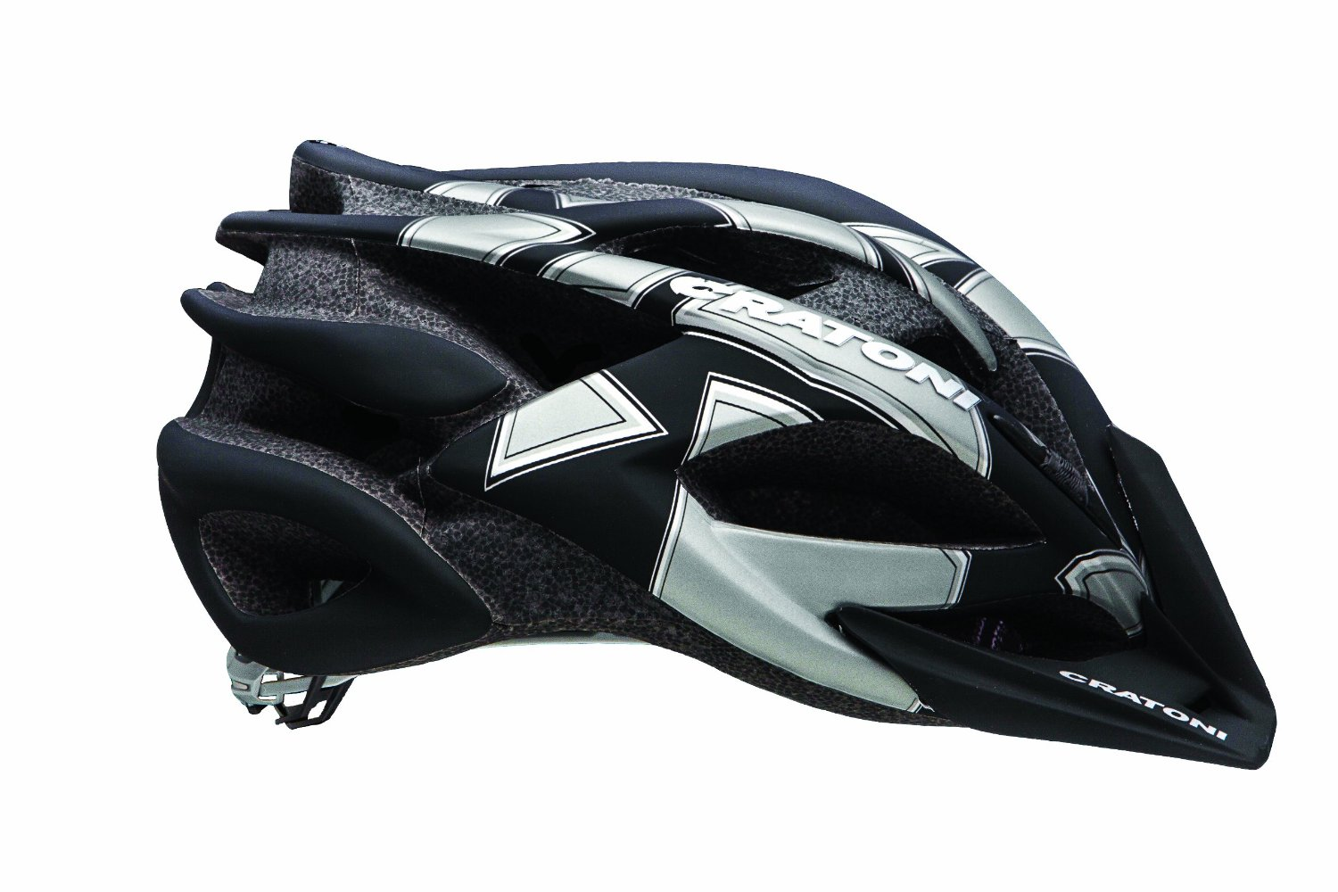 Black Cratoni Bicycle Helmets