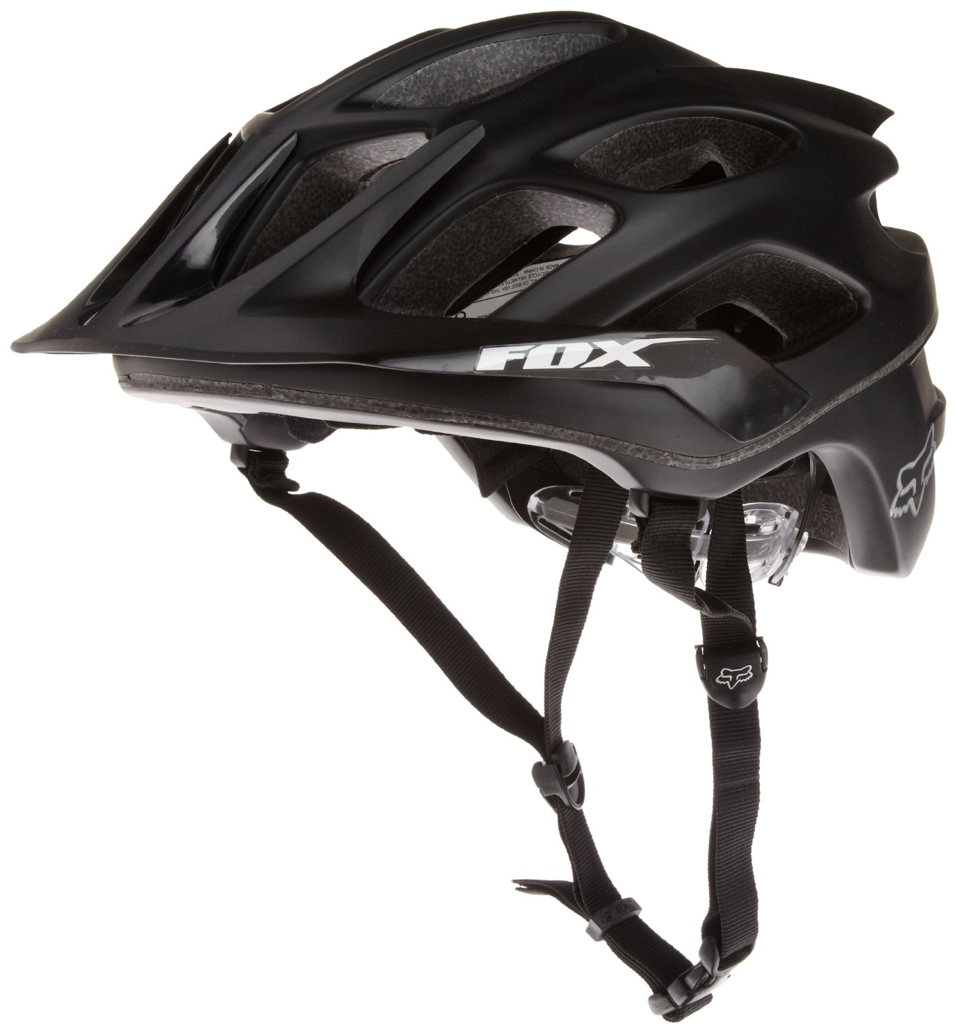 Black Fox Racing Bicycle Helmets