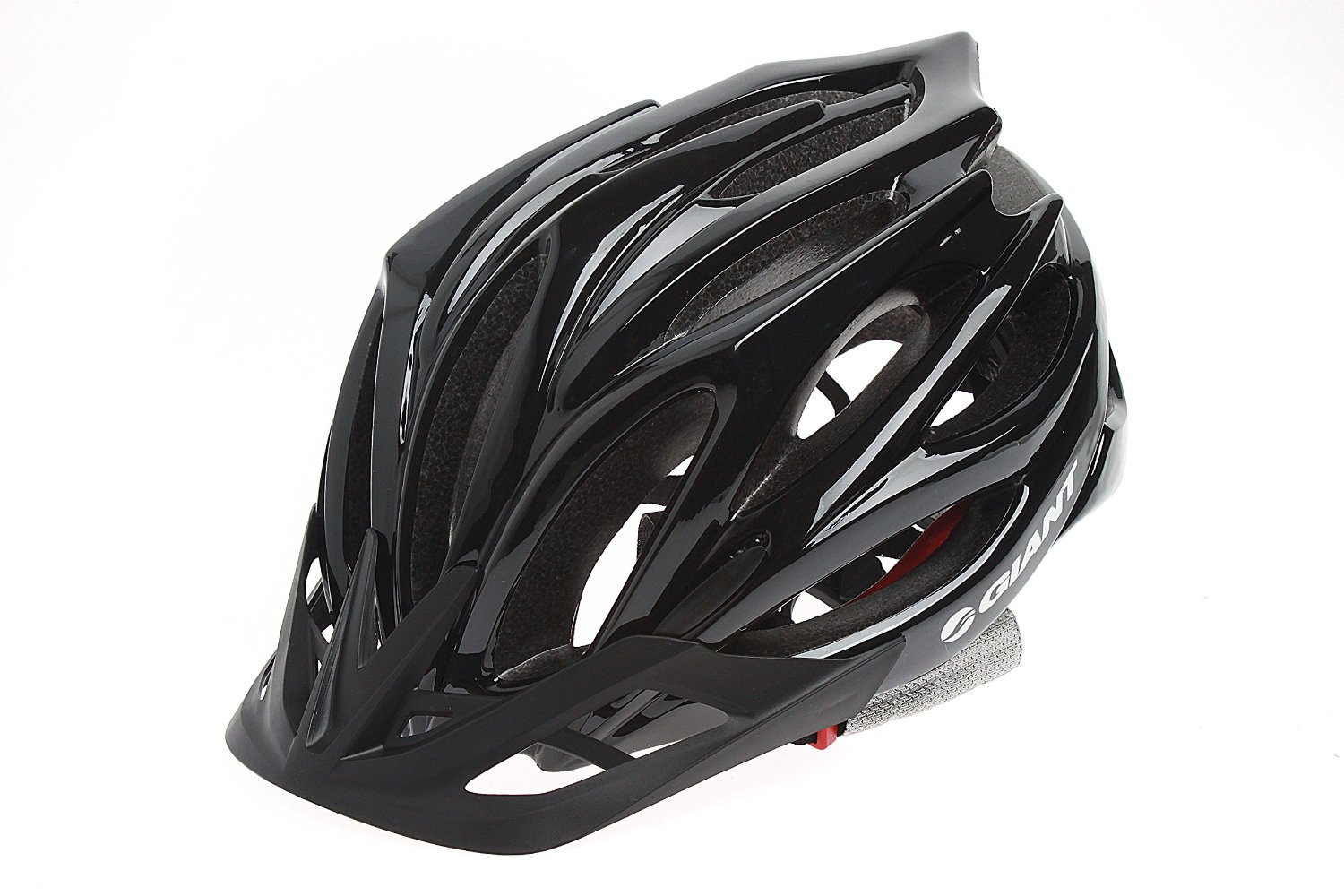 Black Giant Bicycle Helmets