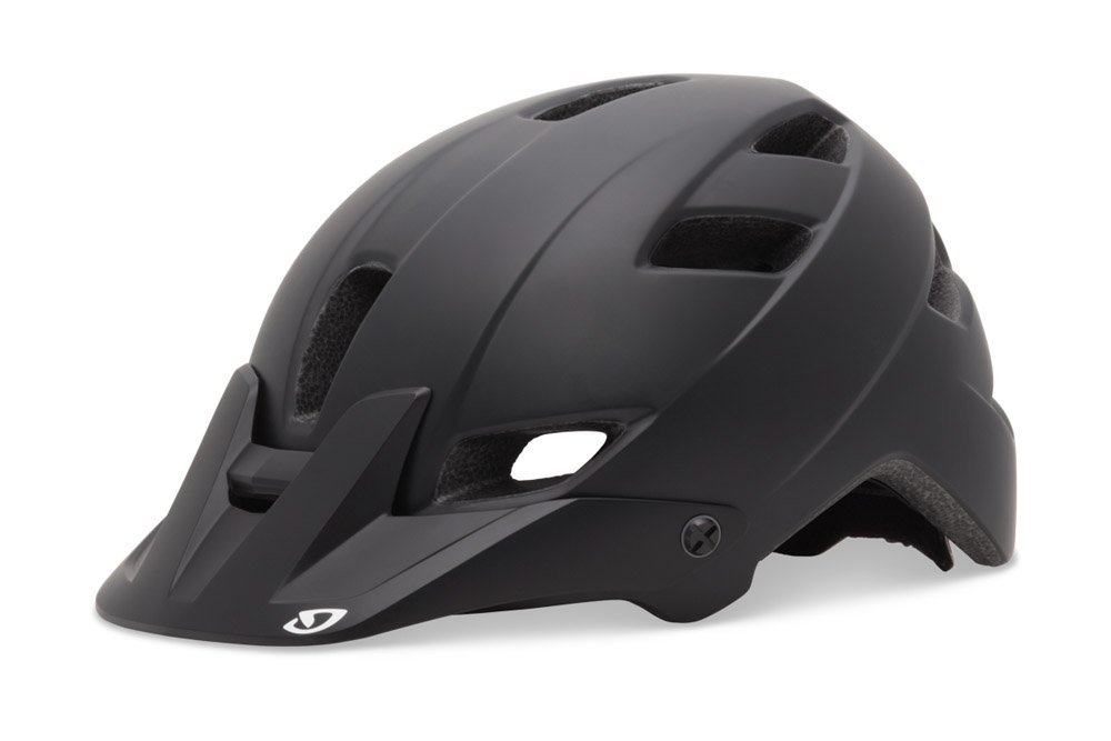 Black Giro Bicycle Helmets