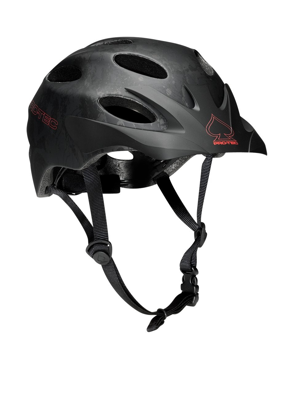 Black ProTec Bicycle Helmets
