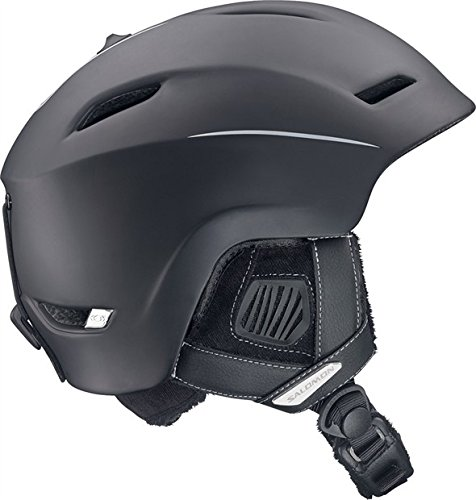 Black Salomon Bicycle Helmets