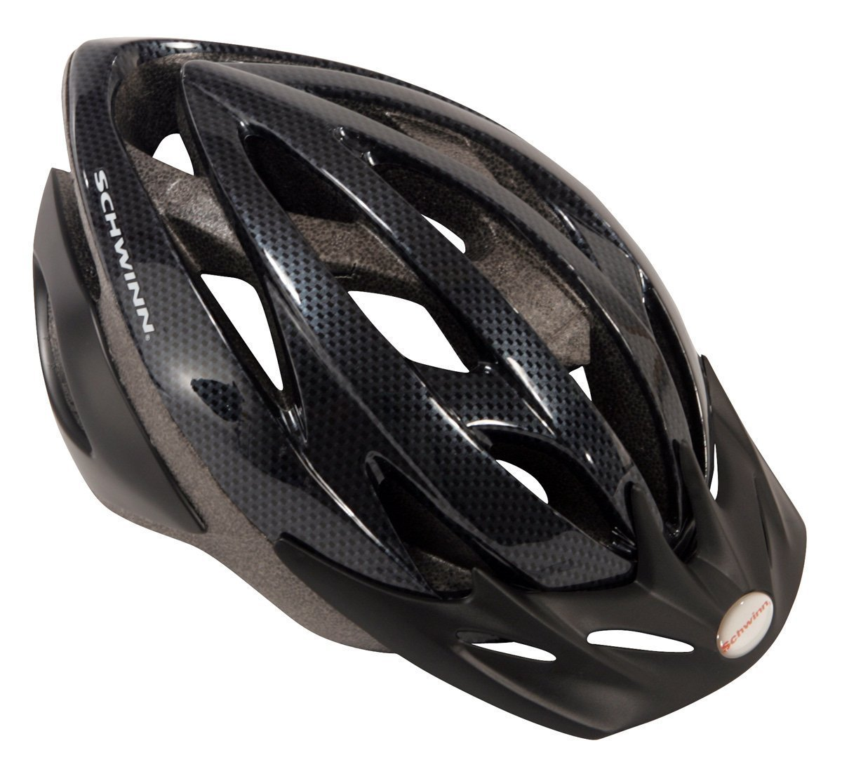 Black Schwinn Bicycle Helmets