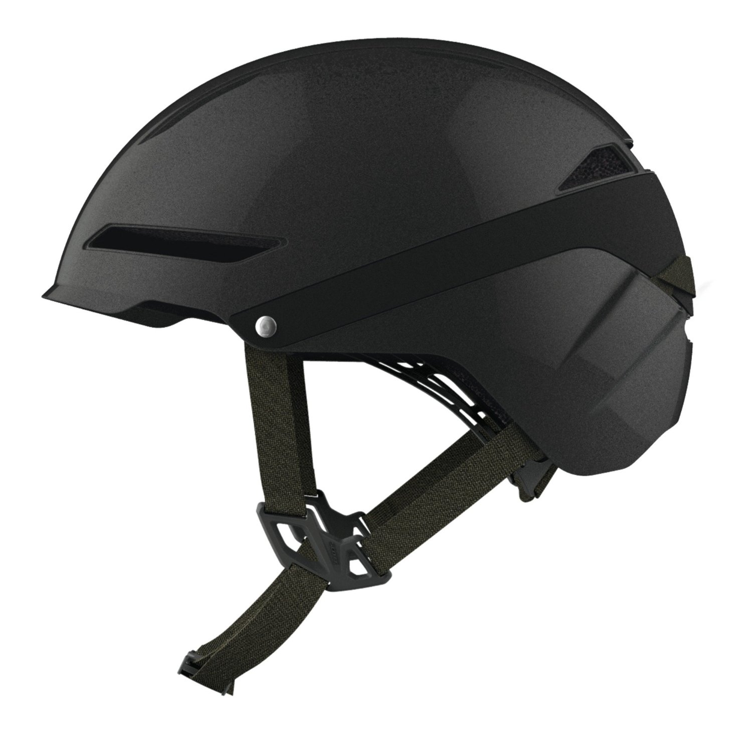 Black SCOTT Bicycle Helmets