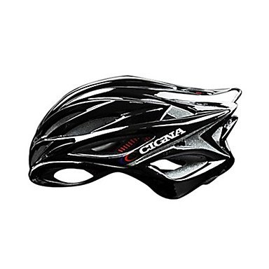 Black SJ-Outdoors Bicycle Helmets