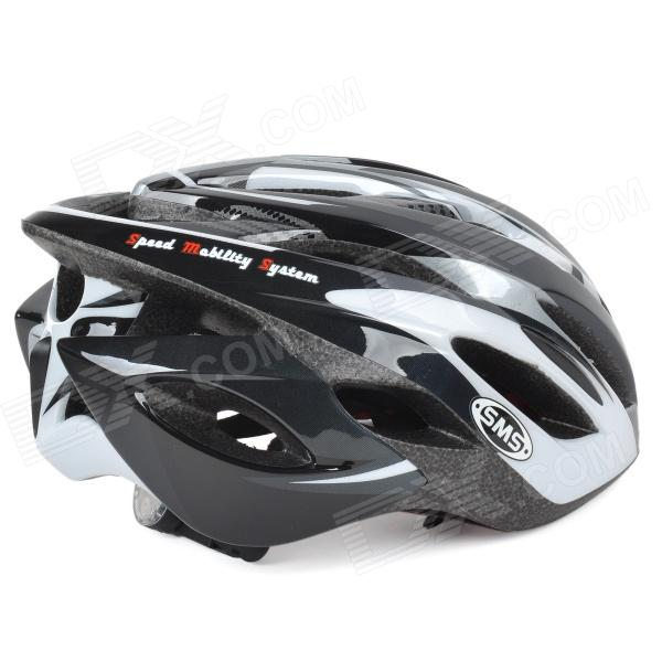 Black Sms Bicycle Helmets