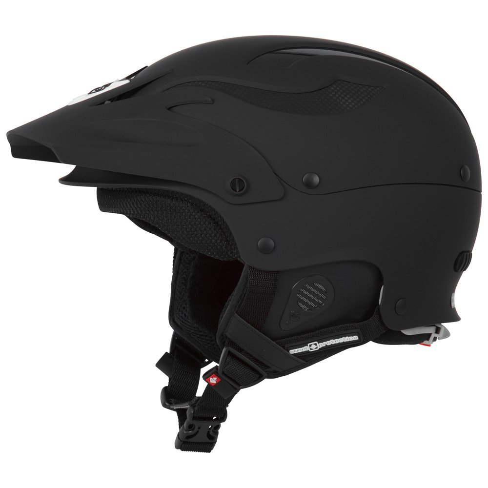 Black Sweet Protection Bicycle Helmets