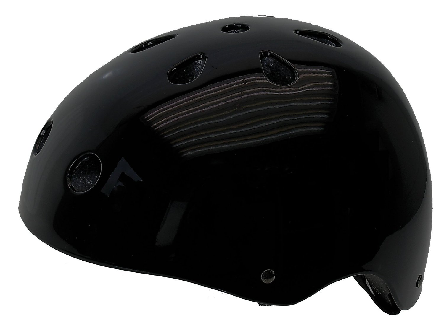 Black Ventura Bicycle Helmets