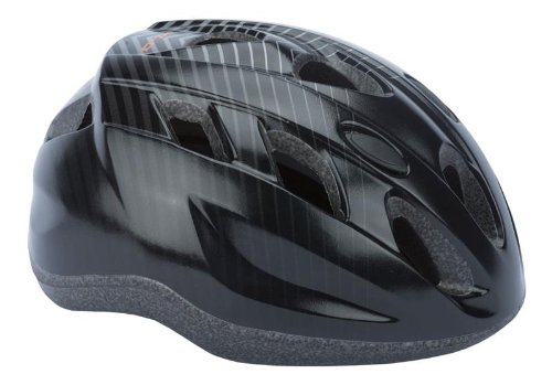 Black XLC Bicycle Helmets
