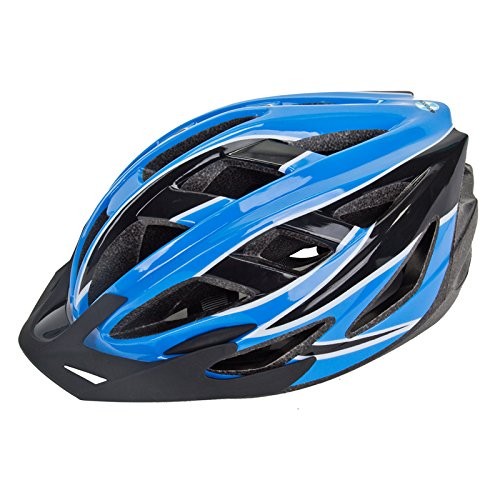 Blue Airius Bicycle Helmets