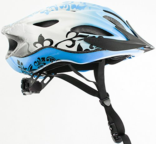 Blue Avenir Bicycle Helmets