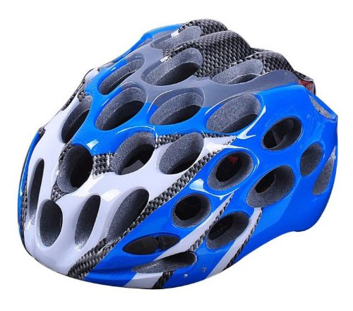 Blue Bodyguard Bicycle Helmets