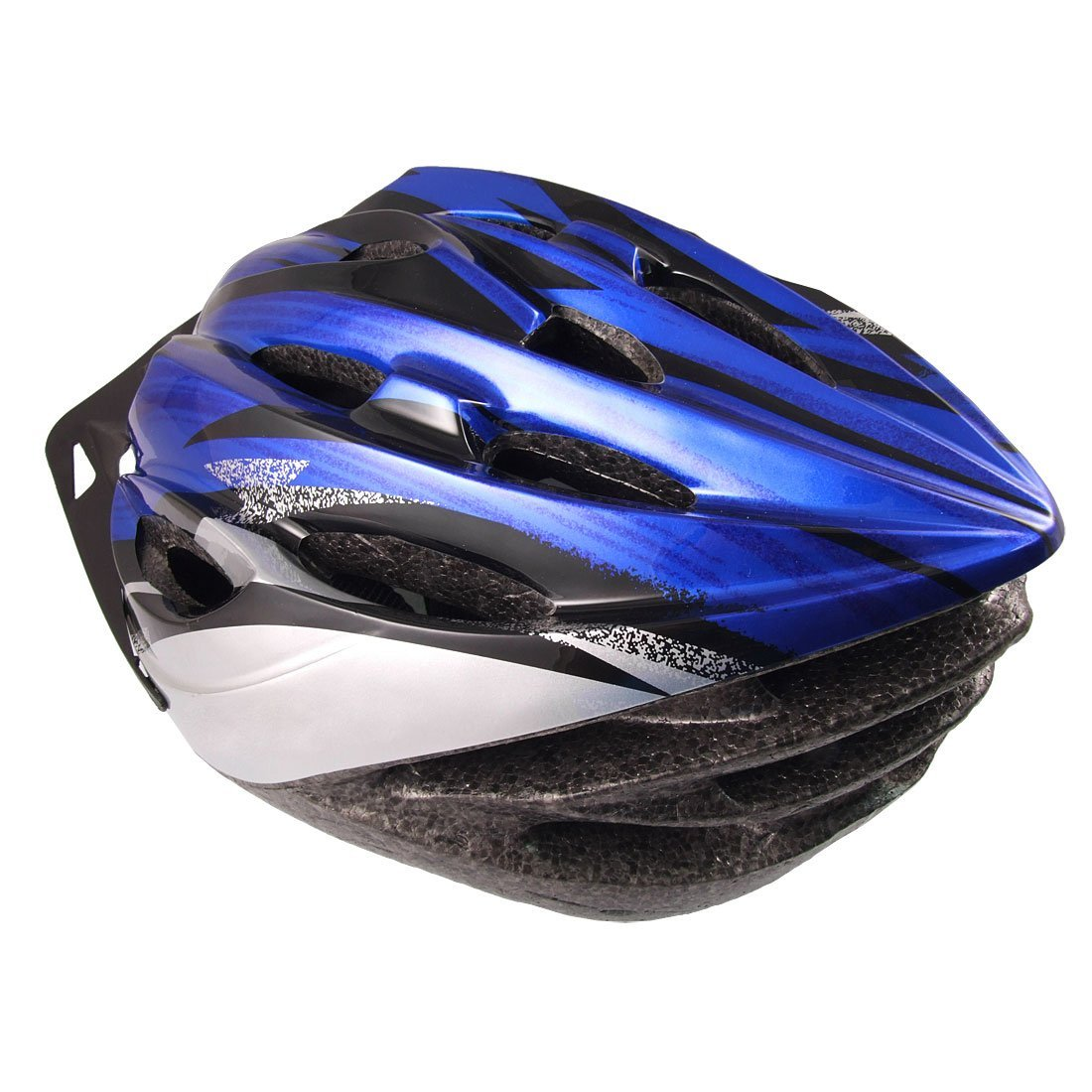 Blue Como Bicycle Helmets