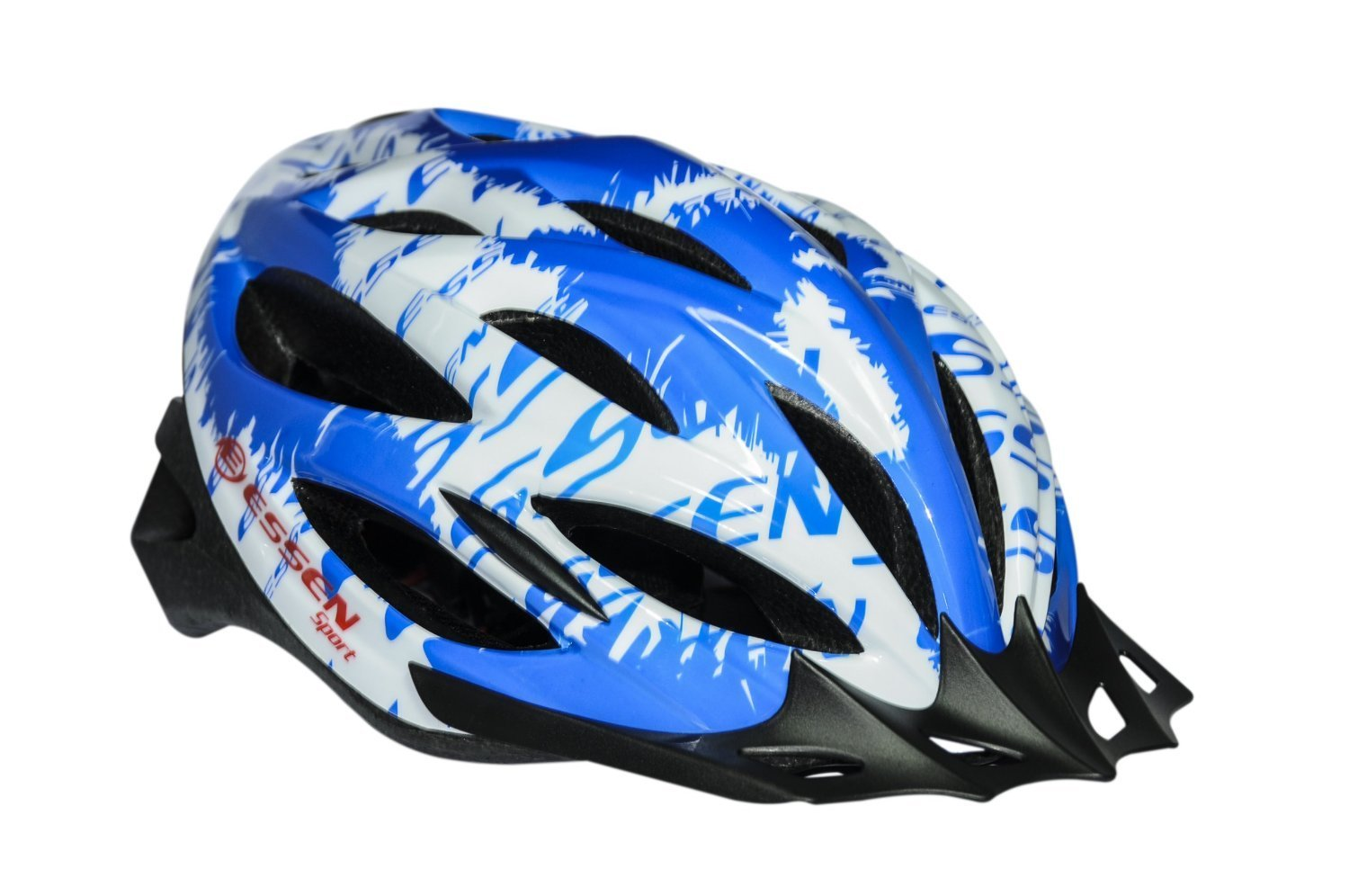 Blue Essen Bicycle Helmets