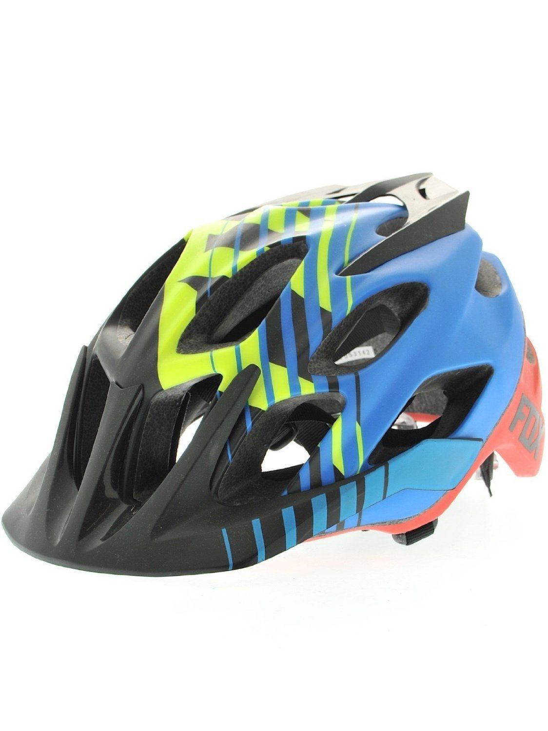 Blue Fox Racing Bicycle Helmets