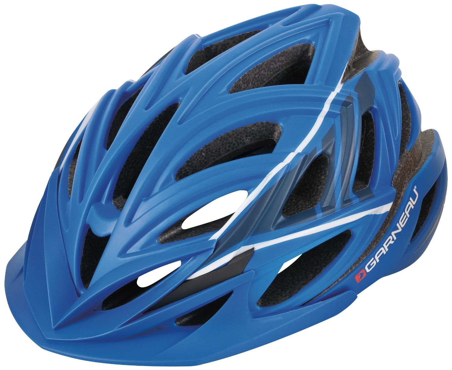 Blue Garneau Bicycle Helmets