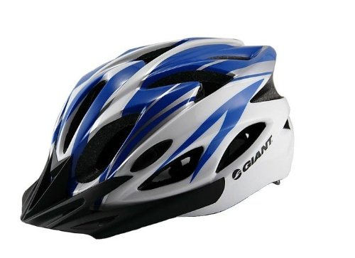 Blue Giant Bicycle Helmets