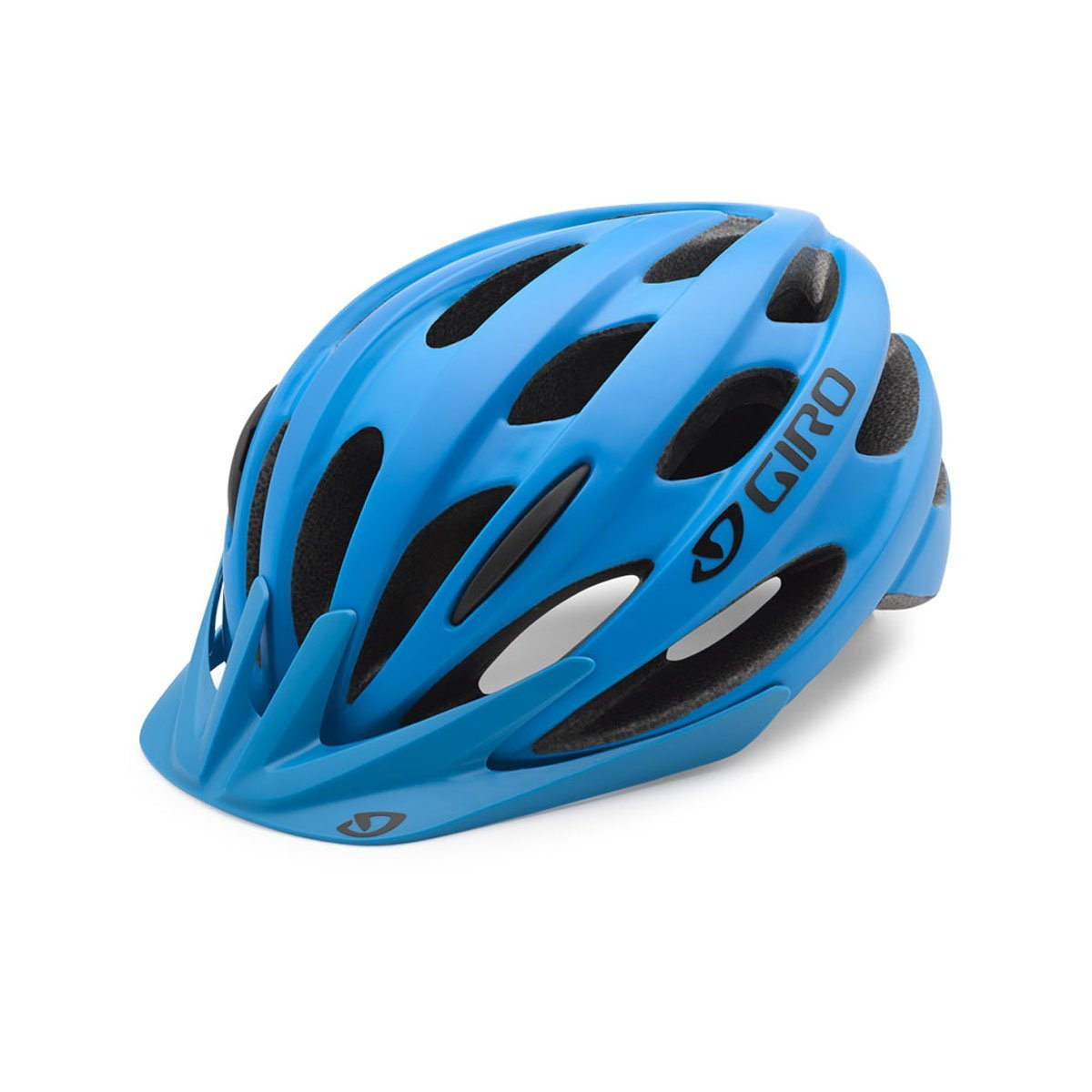 Blue Giro Bicycle Helmets