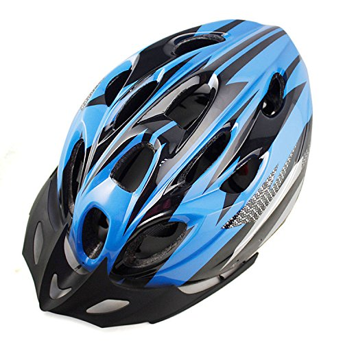 Blue GreenRoad Bicycle Helmets