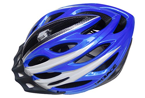 Blue Laplace Bicycle Helmets