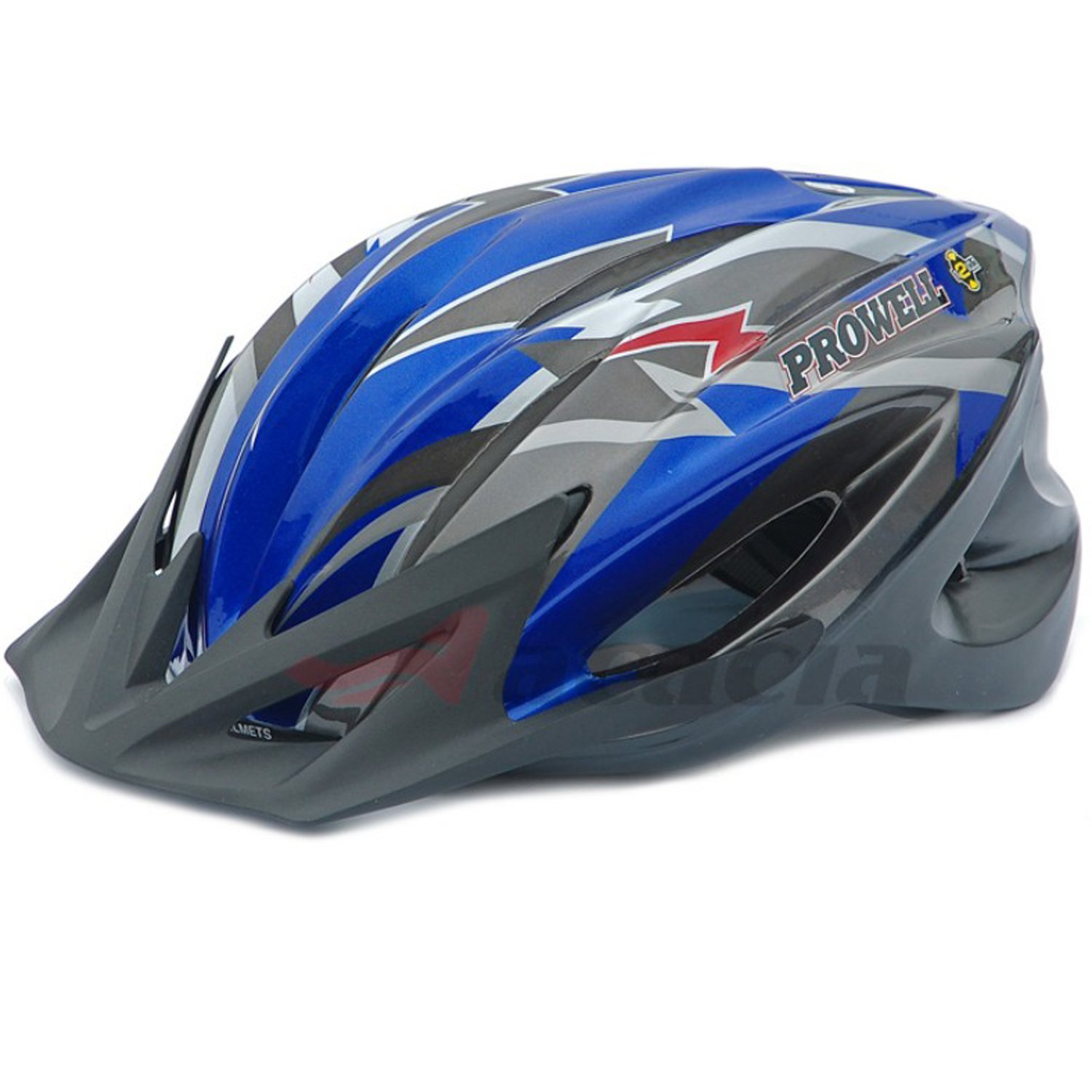 Blue Maysu Bicycle Helmets