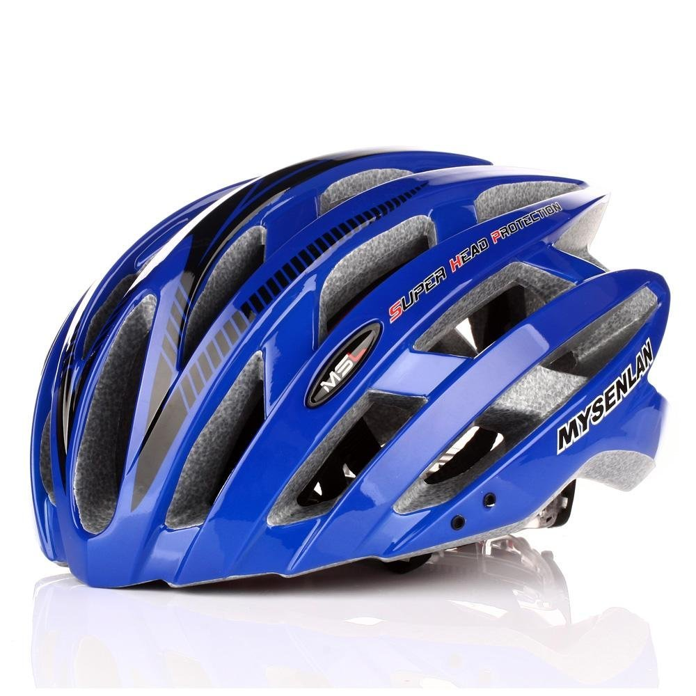 Blue Mysenlan Bicycle Helmets