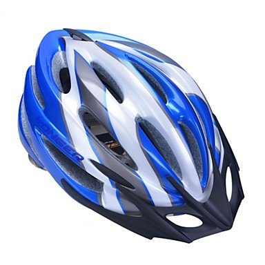 Blue OOFAY Bicycle Helmets
