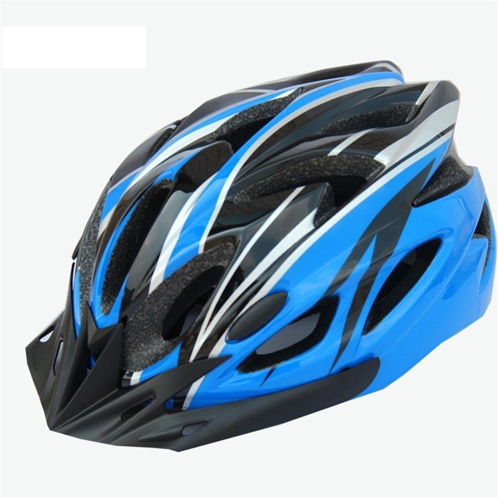 Blue Schwinn Bicycle Helmets