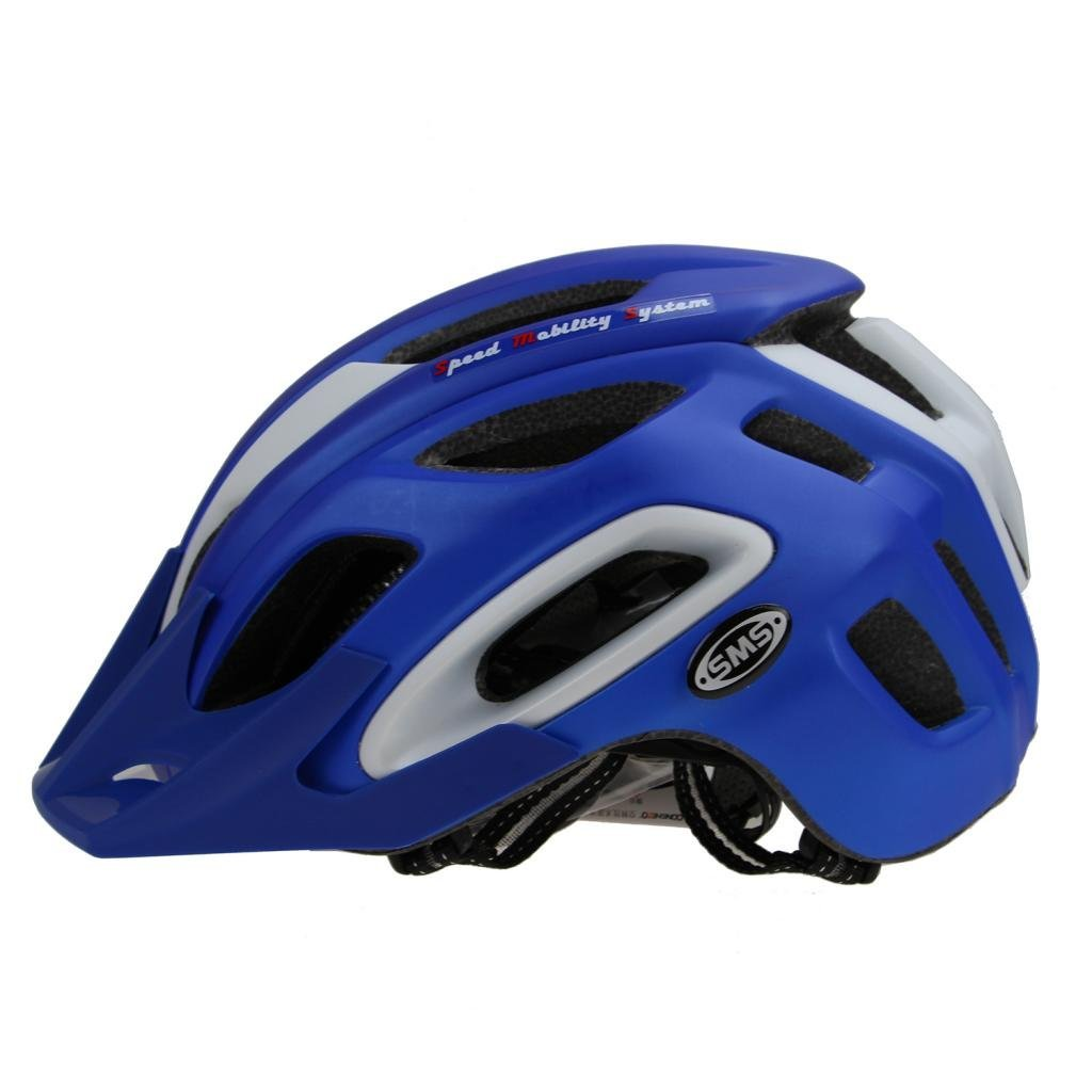 Blue Sms Bicycle Helmets