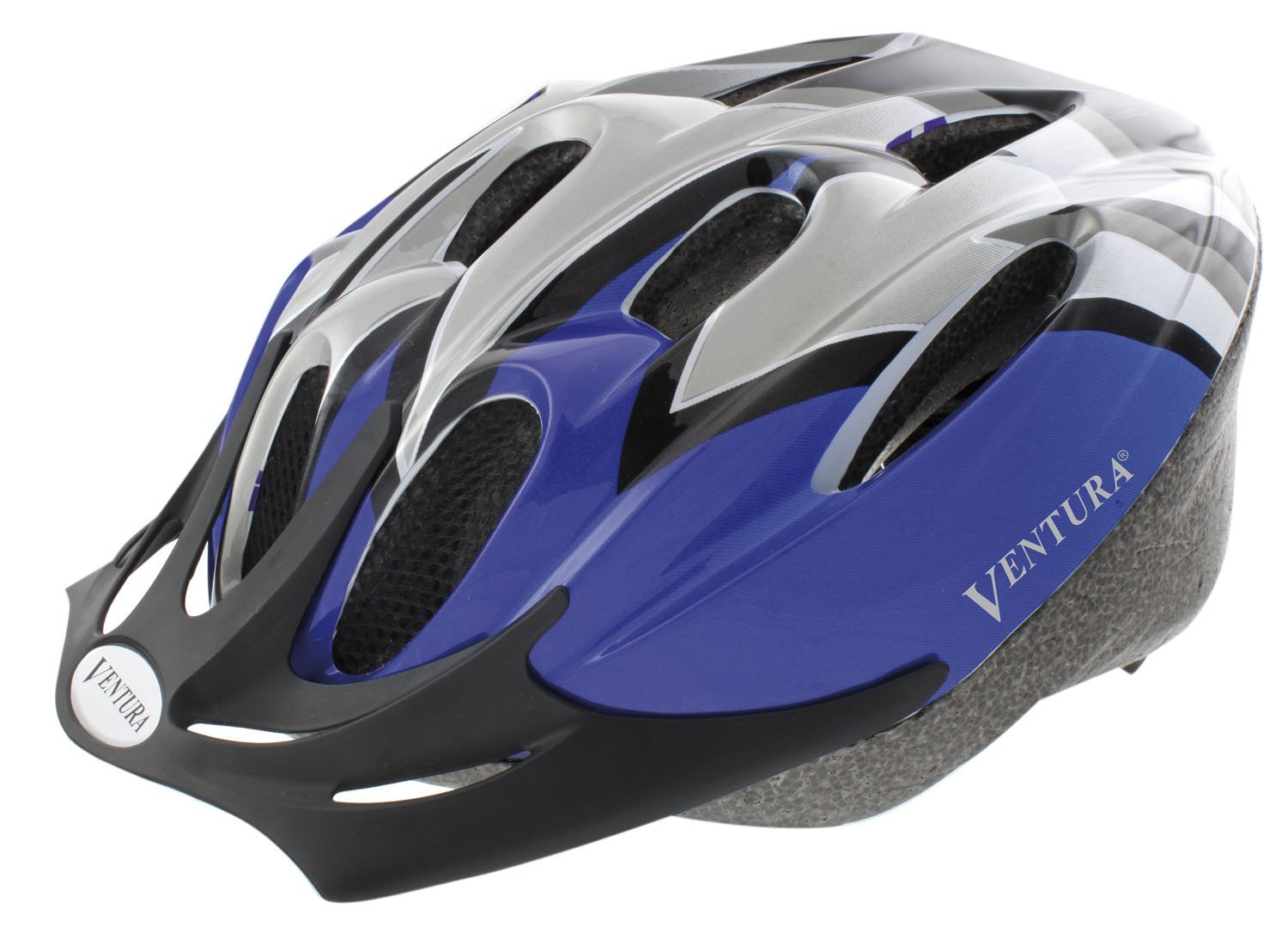 Blue Ventura Bicycle Helmets