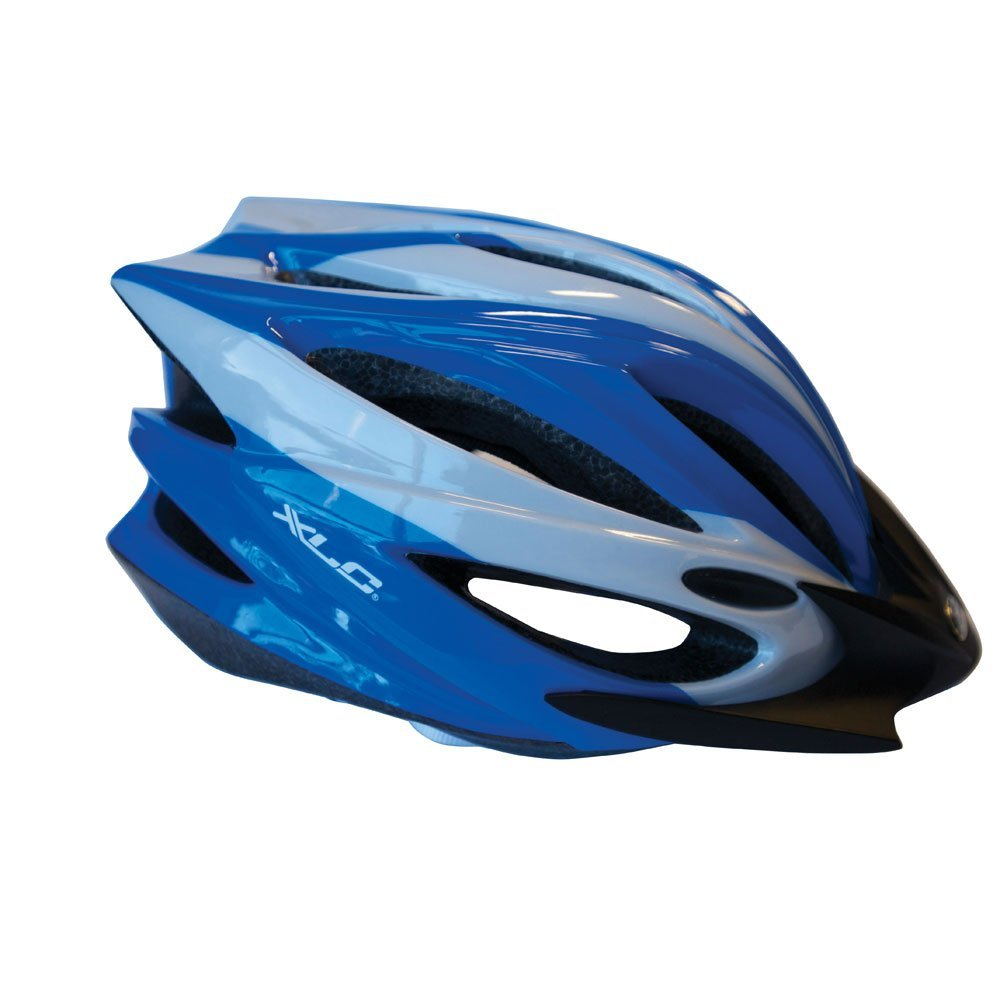 Blue XLC Bicycle Helmets