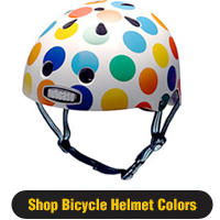 Bicycle Helmet Colors