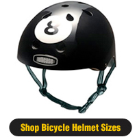 bicycle helmets sizes