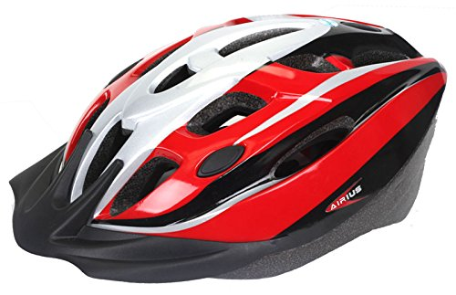 Colors of Airius Bicycle Helmets