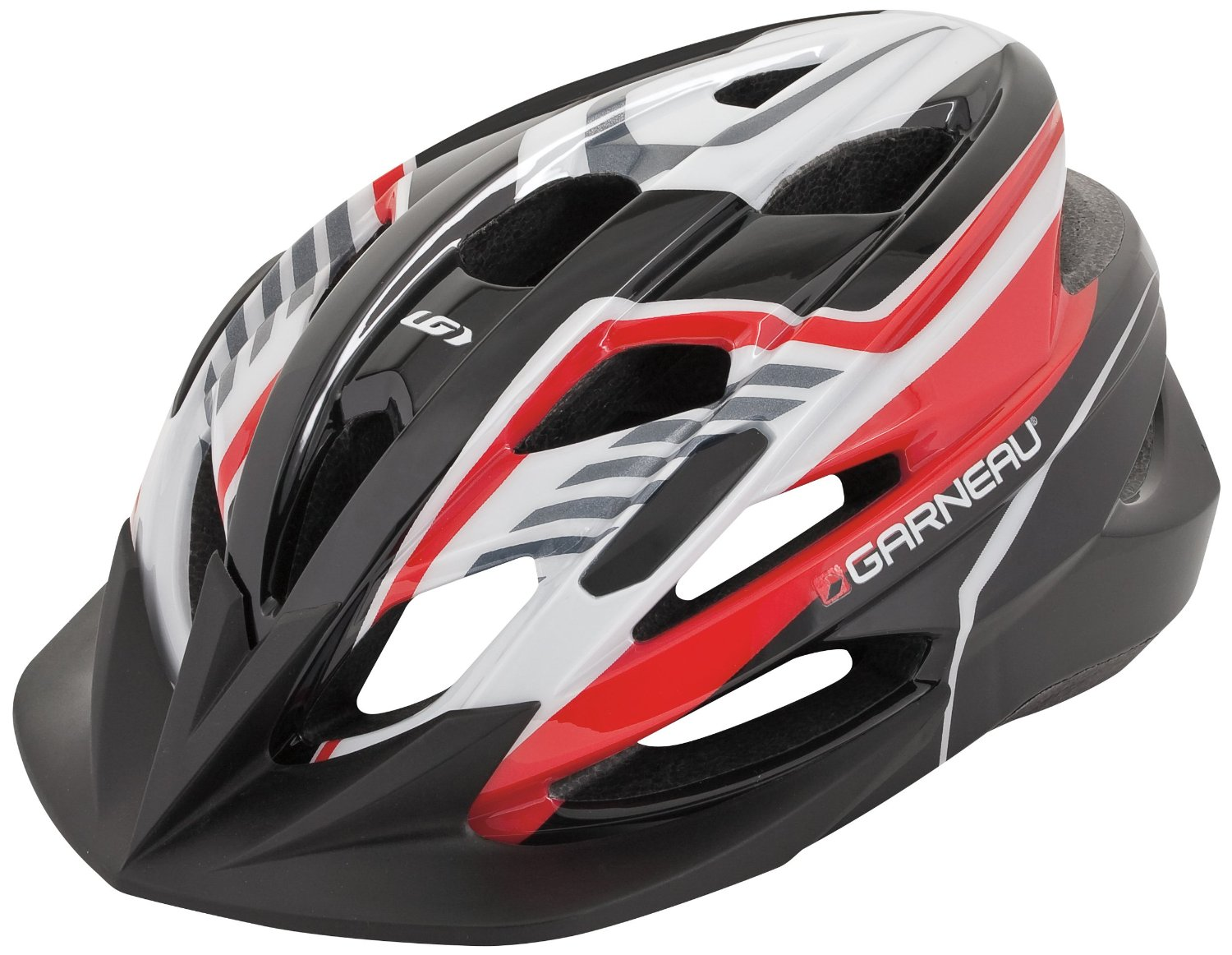 Colors of Garneau Bicycle Helmets