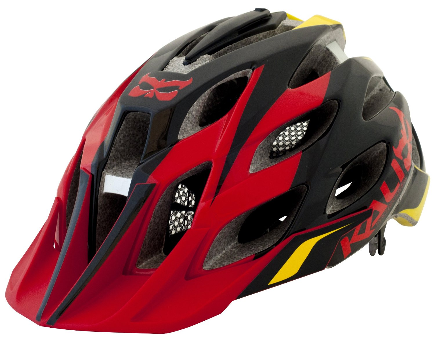 Colors of Kali Protectives Bicycle Helmets