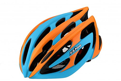 Colors of SAHOO Bicycle Helmets