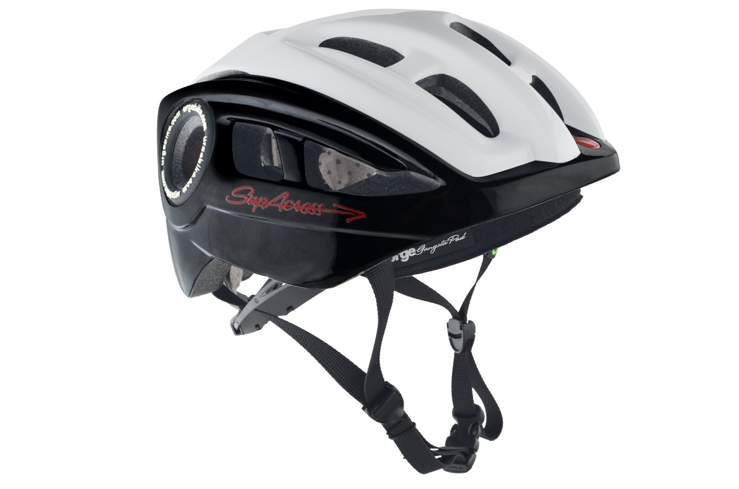 Colors of Urge Bike Products Bicycle Helmets