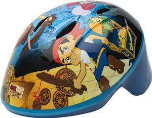Disney Jake and the Neverland Pirates Bicycle Helmets