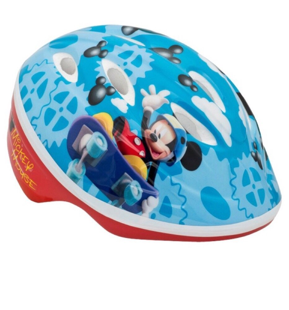 Disney Mickey Mouse Bicycle Helmets