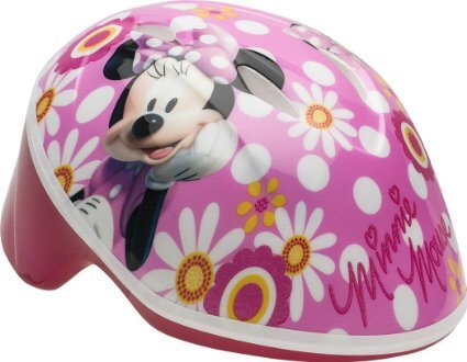 Disney Minnie Mouse Bicycle Helmets