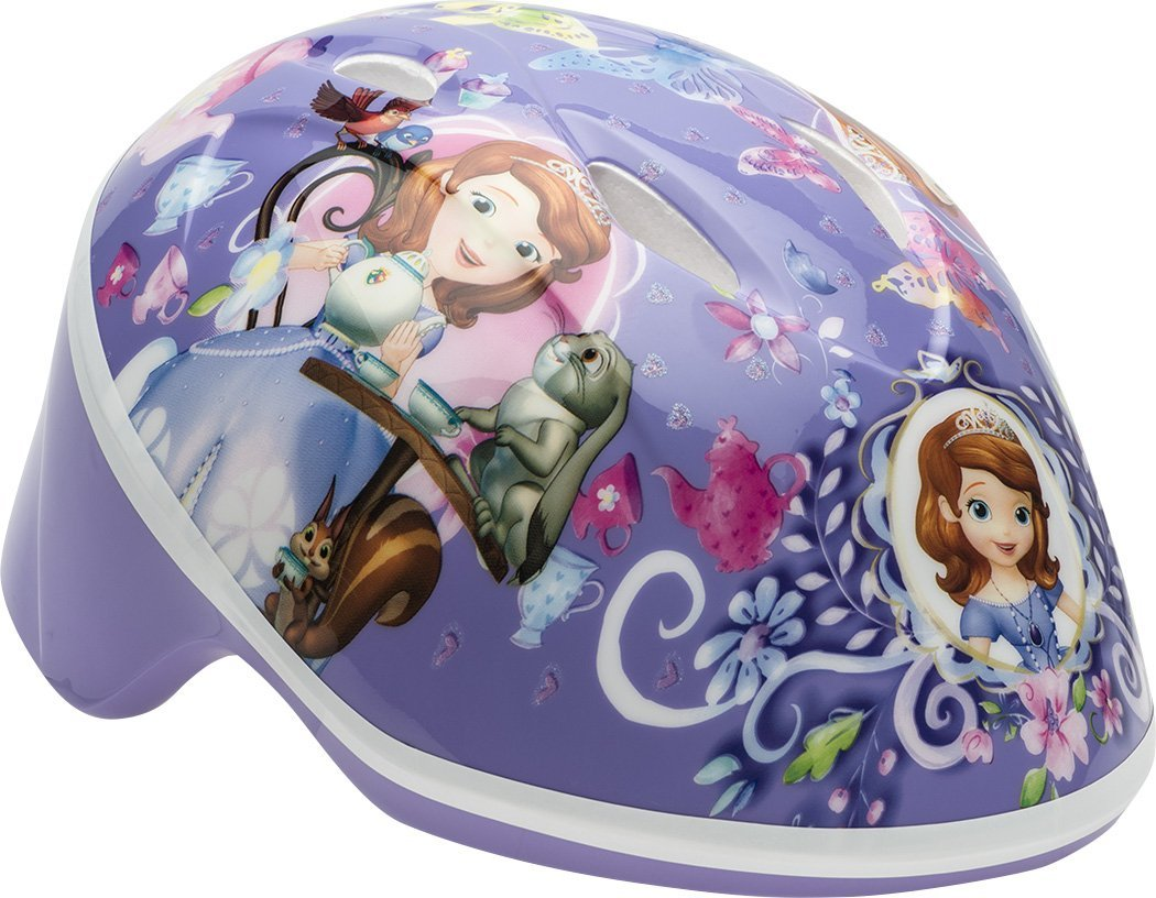 Disney Sophia Bicycle Helmets