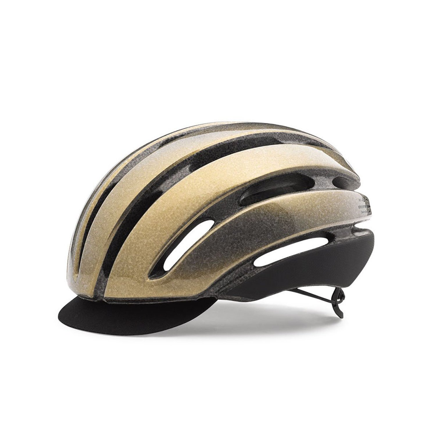 Gold Giro Bicycle Helmets