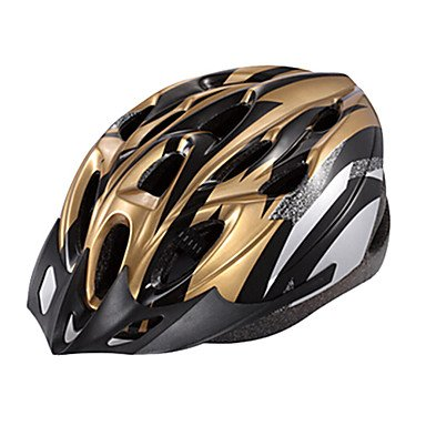 Gold OOFAY Bicycle Helmets