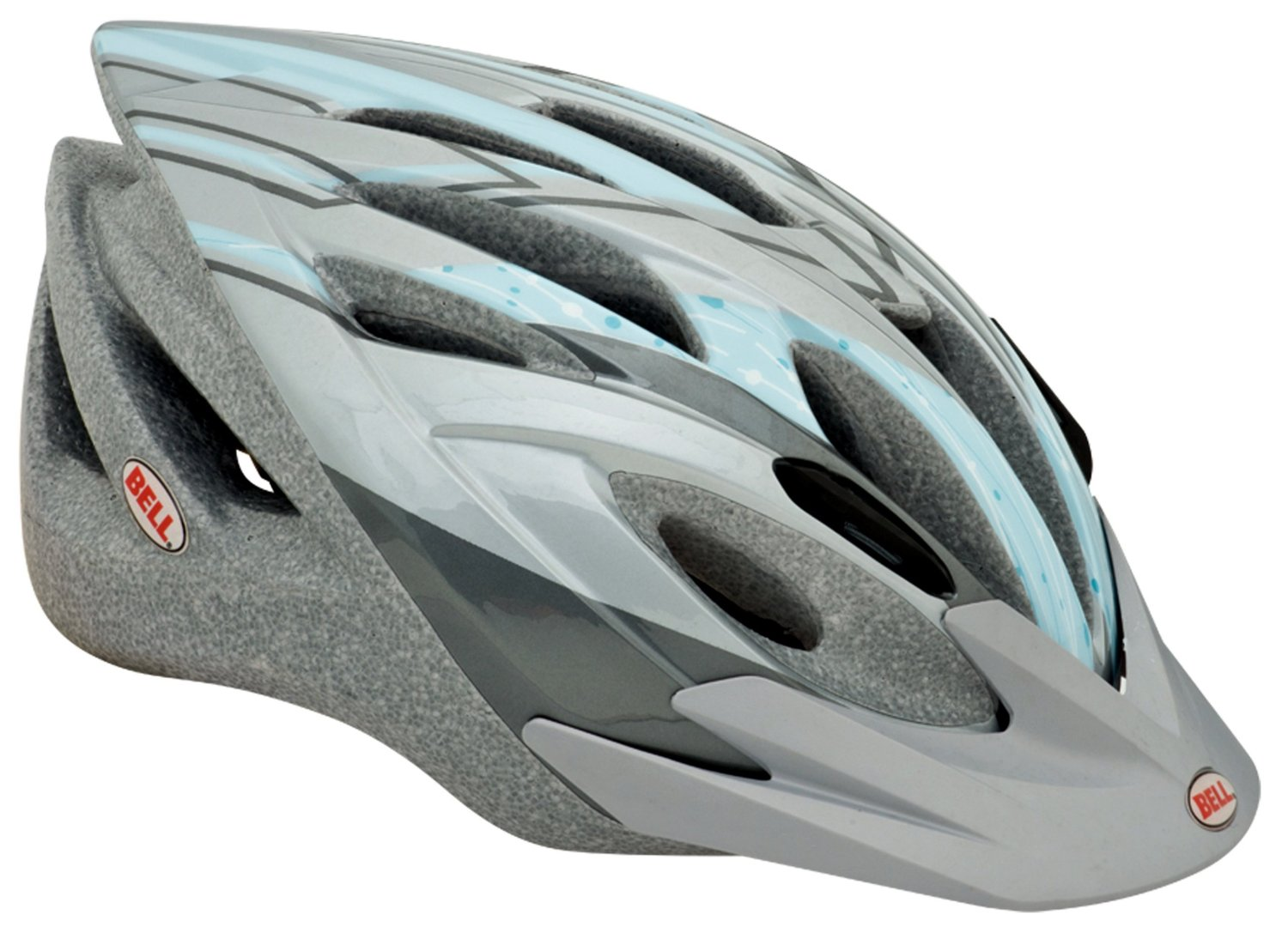 Gray Bell Bicycle Helmets