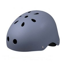 Gray Kids & Youth Interstellarr Bicycle Helmets